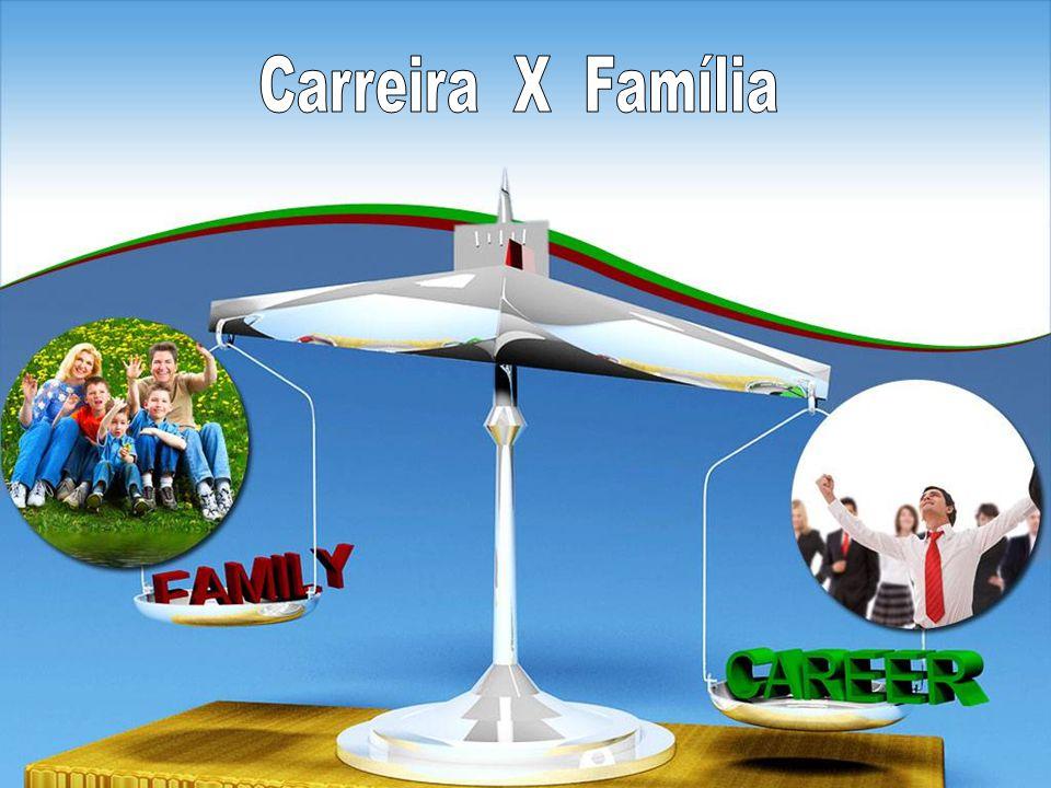 Carreira X Família