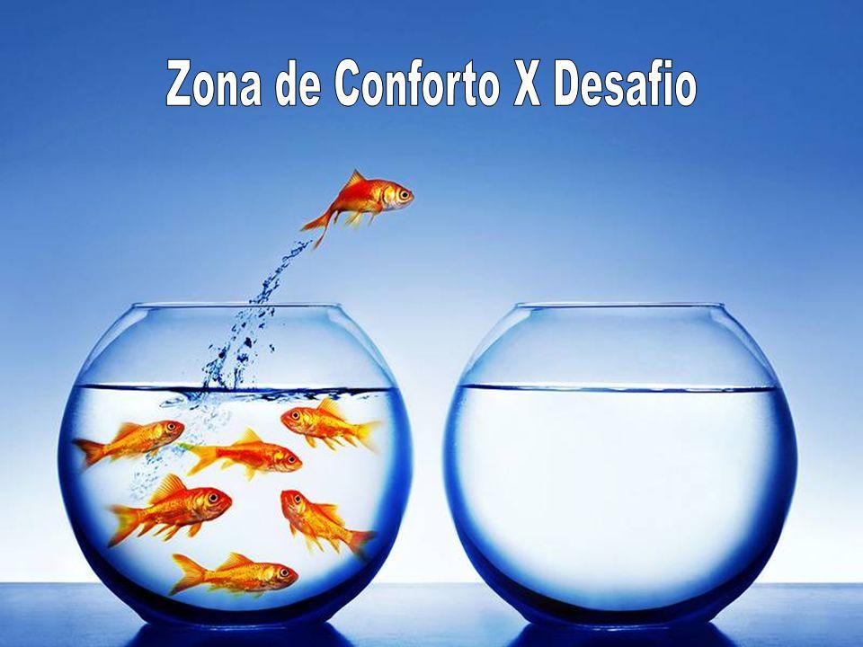 Zona de Conforto X Desafio