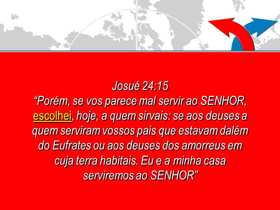 Josué 24:15
