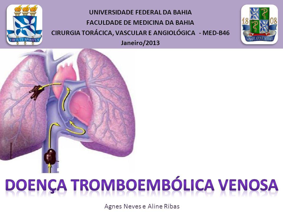 Doença Tromboembólica venosa