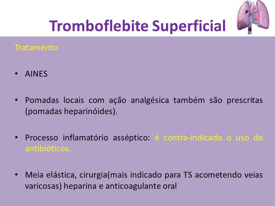 Tromboflebite Superficial