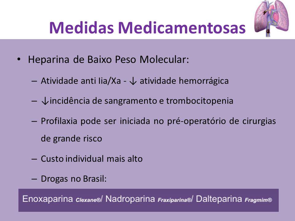 Medidas Medicamentosas
