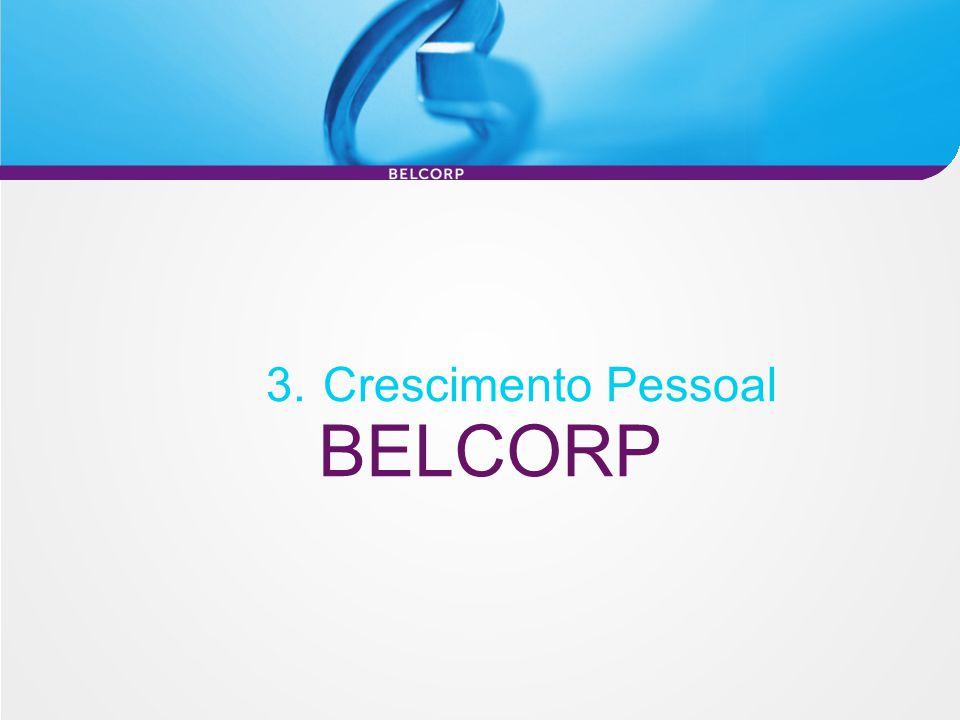 BELCORP 3. Crescimento Pessoal