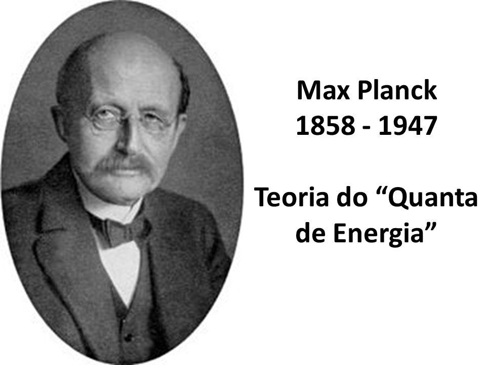 Teoria do Quanta de Energia