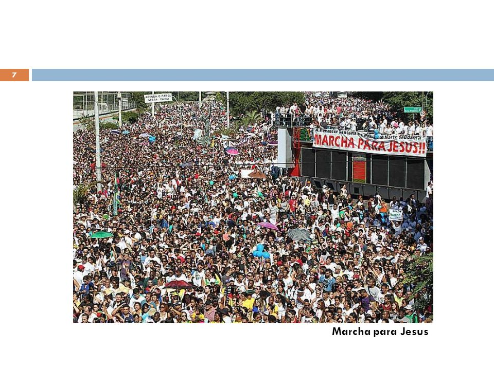 Marcha para Jesus
