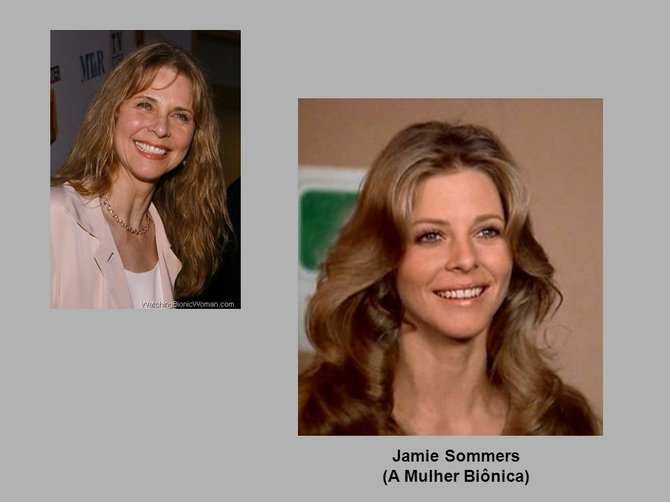 Jamie Sommers (A Mulher Biônica)