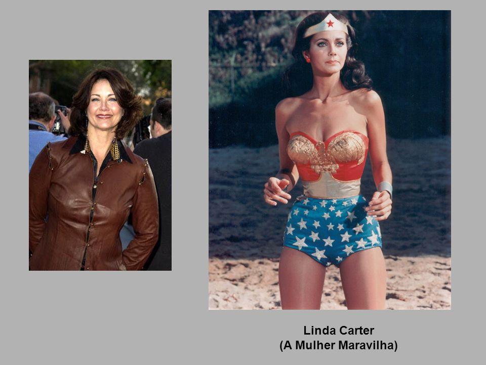 Linda Carter (A Mulher Maravilha)