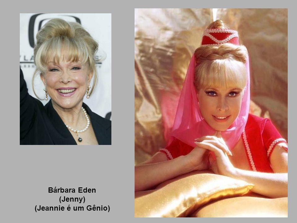 Bárbara Eden (Jenny) (Jeannie é um Gênio)