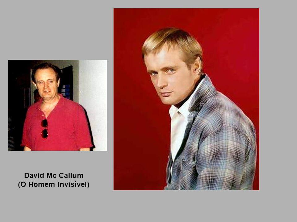 David Mc Callum (O Homem Invisível)