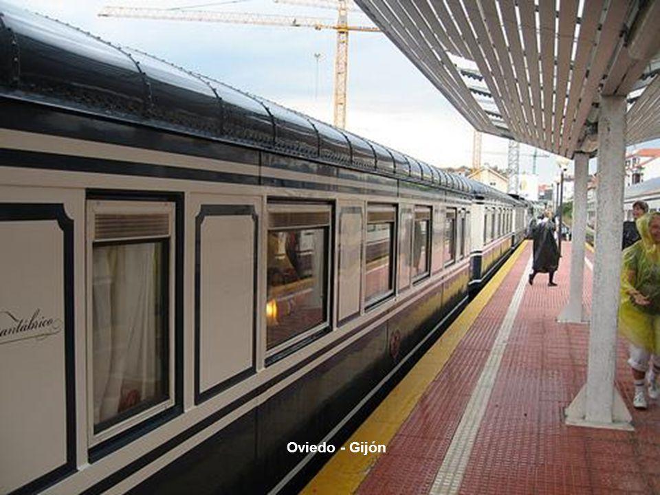 Oviedo - Gijón
