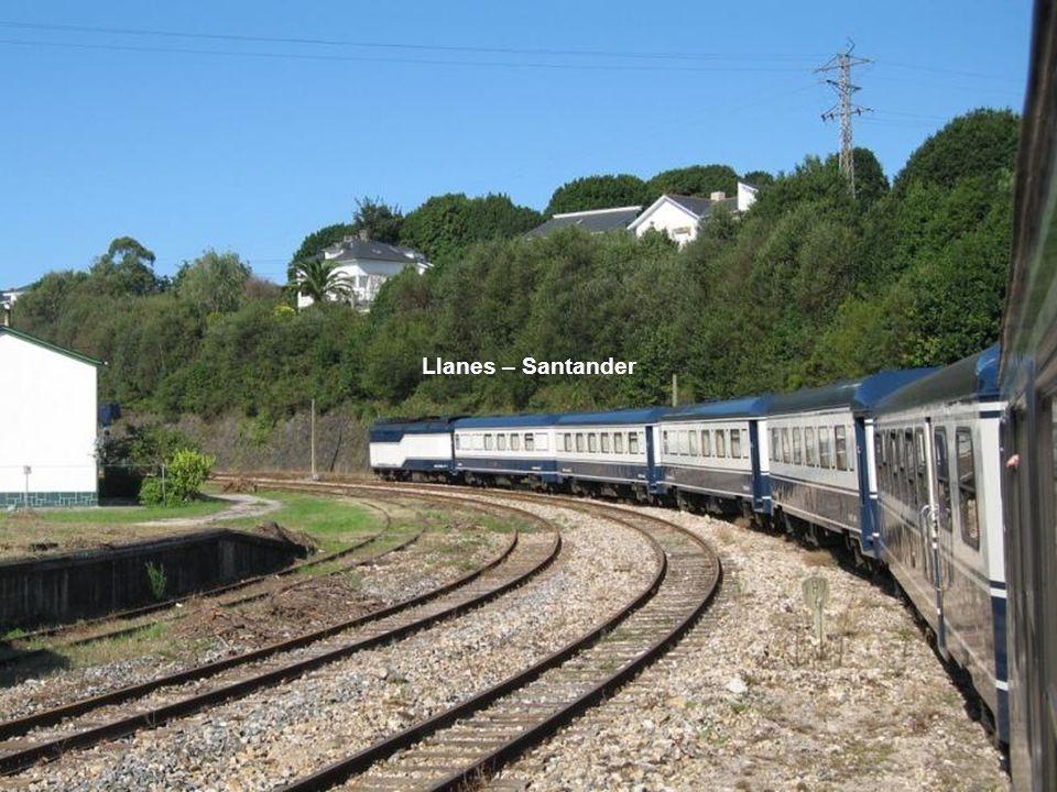 Llanes – Santander