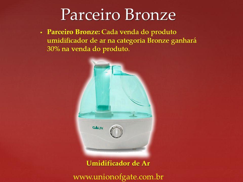 Parceiro Bronze www.unionofgate.com.br