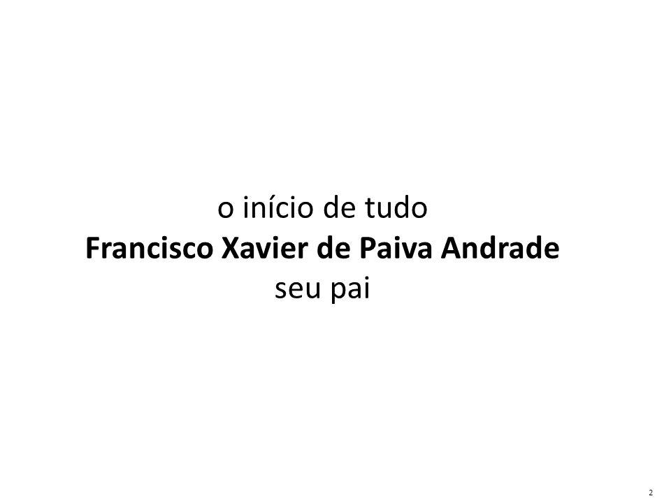Francisco Xavier de Paiva Andrade