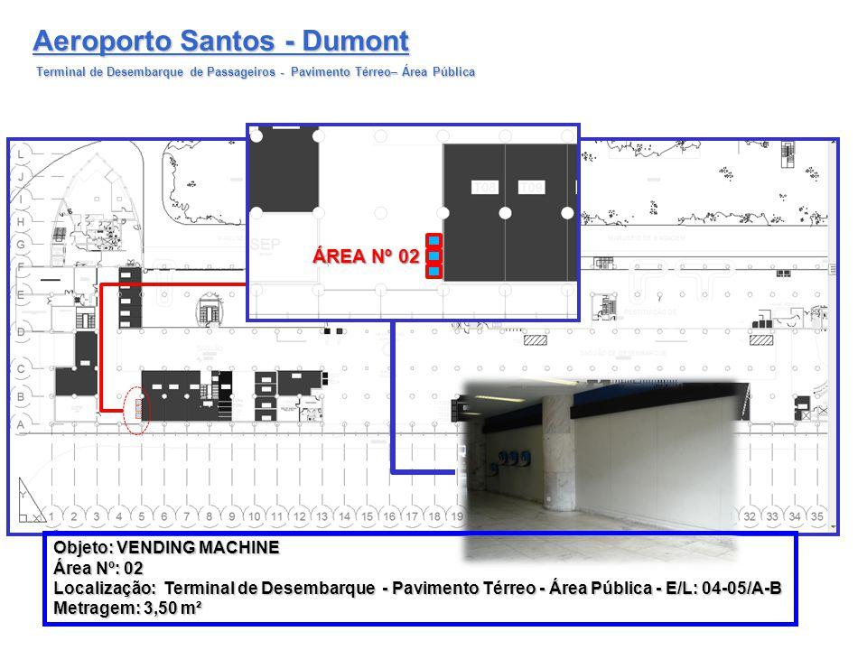Aeroporto Santos - Dumont