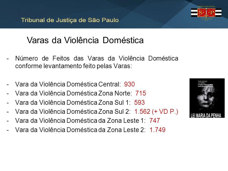 Varas da Violência Doméstica