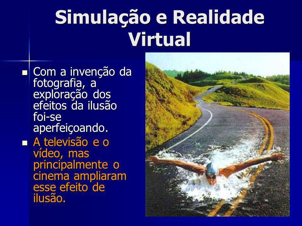Simulação e Realidade Virtual