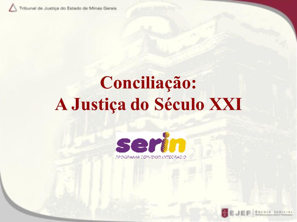 Conciliação: A Justiça do Século XXI