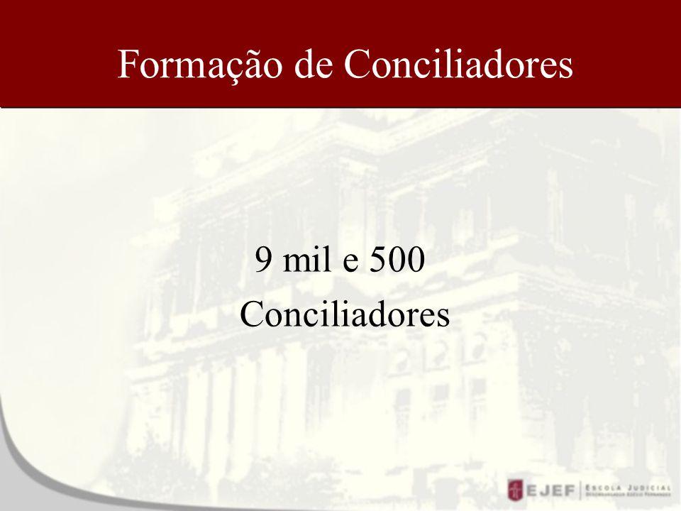 Formação de Conciliadores