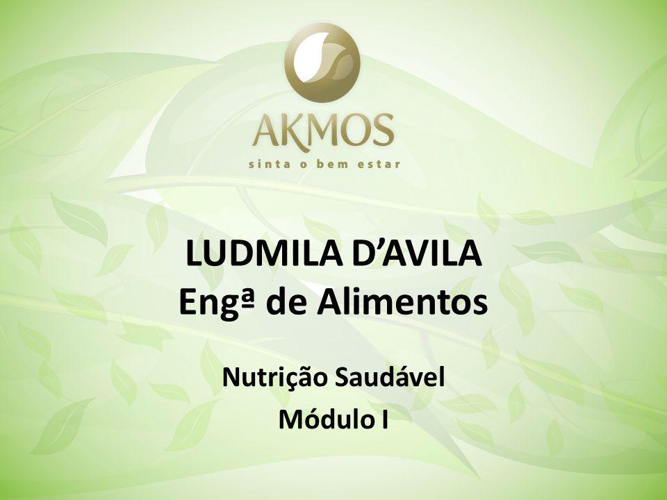 LUDMILA D'AVILA Engª de Alimentos