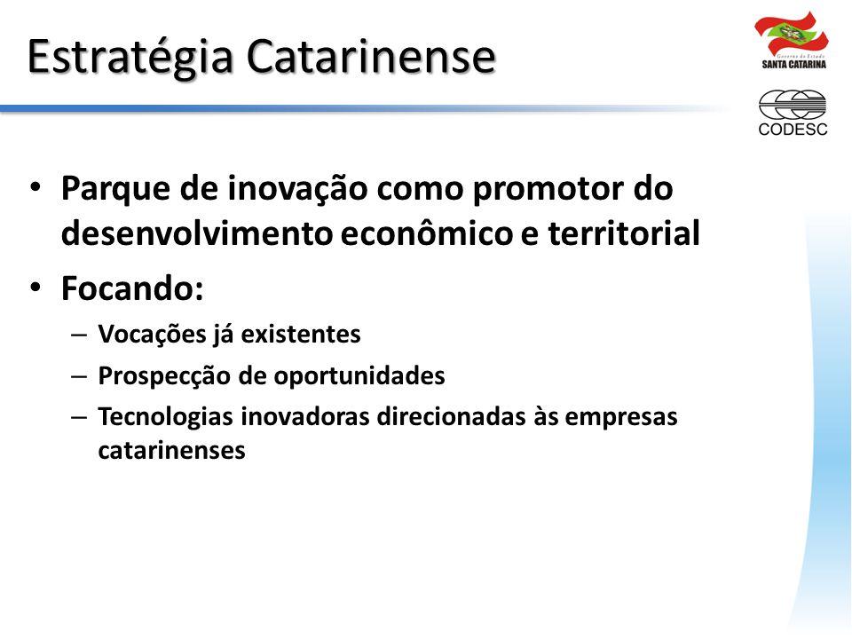 Estratégia Catarinense