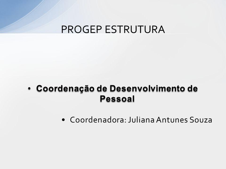Coordenação de Desenvolvimento de Pessoal