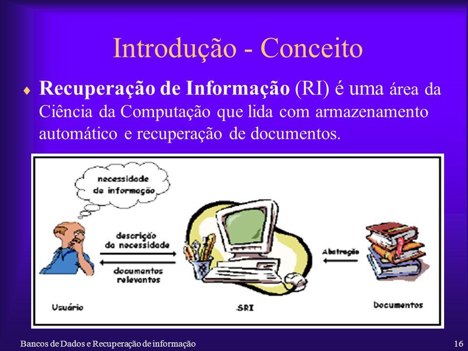 Introdução - Conceito