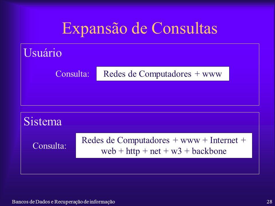 Redes de Computadores + www