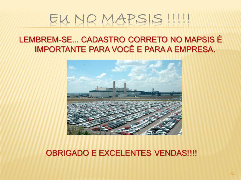 OBRIGADO E EXCELENTES VENDAS!!!!