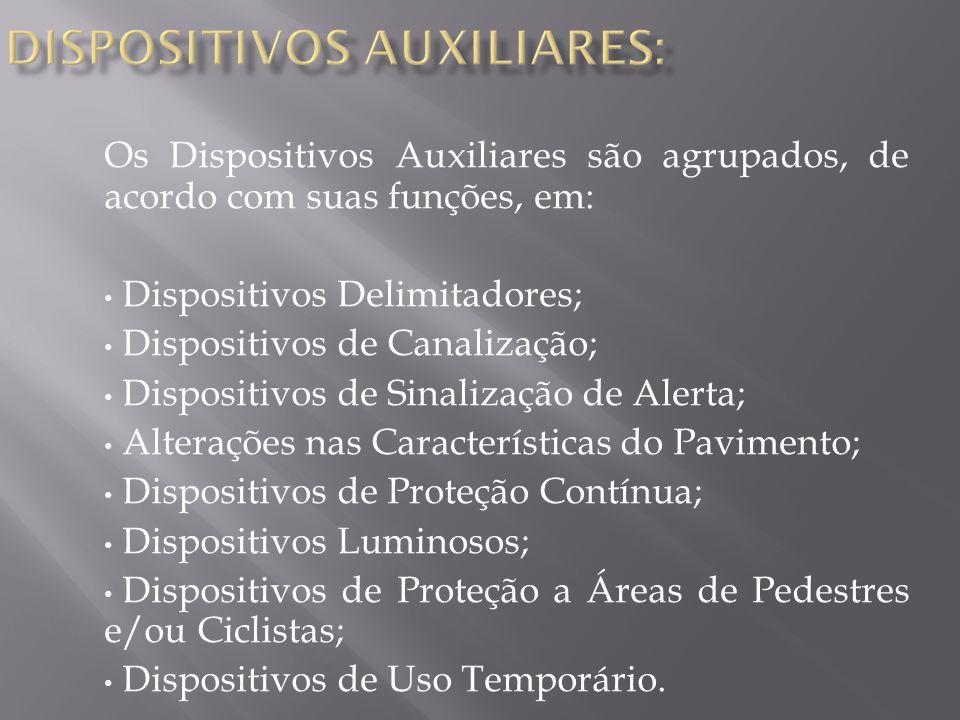 DISPOSITIVOS AUXILIARES: