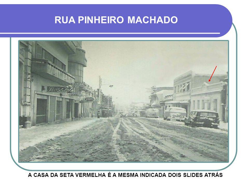 A CASA DA SETA VERMELHA É A MESMA INDICADA DOIS SLIDES ATRÁS