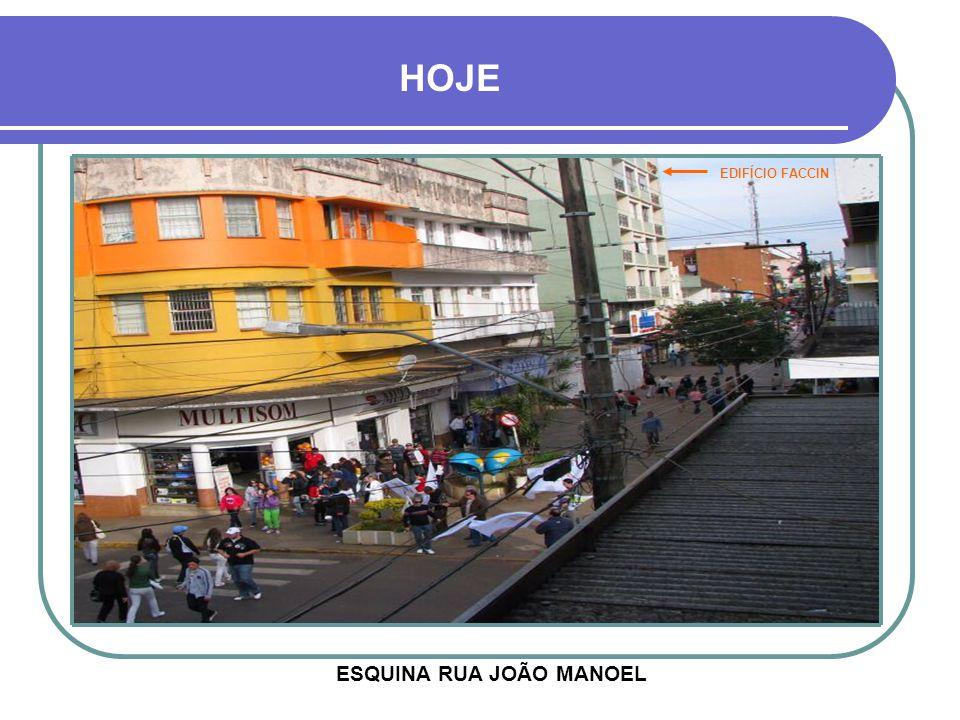 ESQUINA RUA JOÃO MANOEL