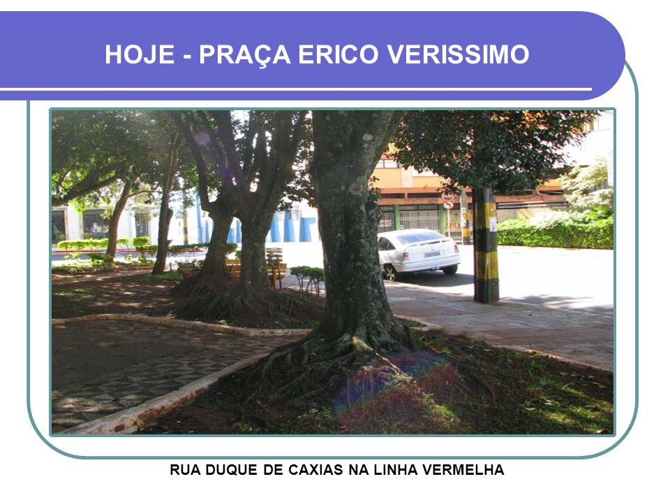 RUA DUQUE DE CAXIAS NA LINHA VERMELHA