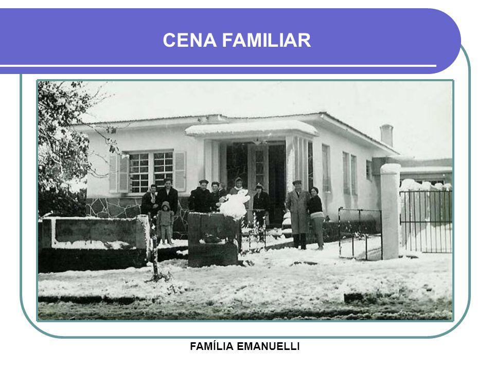 CENA FAMILIAR FAMÍLIA EMANUELLI