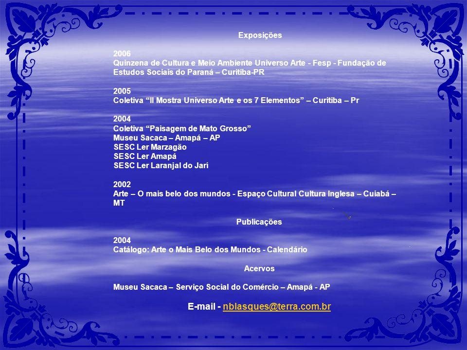 E-mail - nblasques@terra.com.br