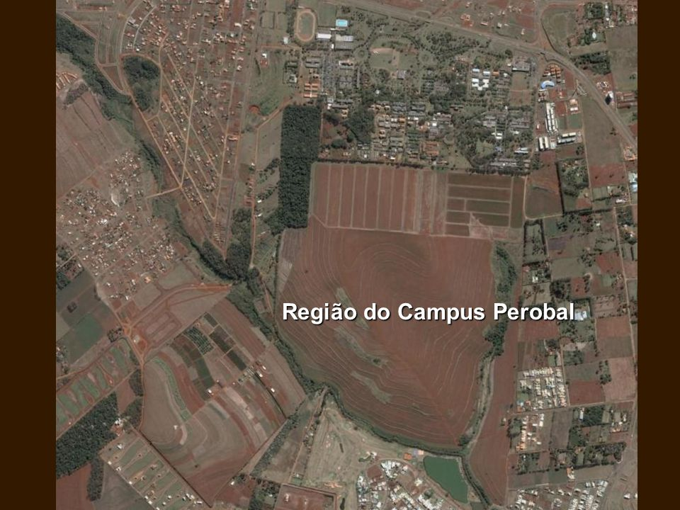 Região do Campus Perobal