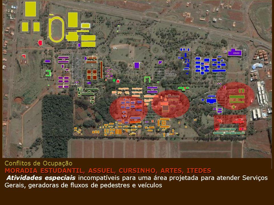 PCU CTU Conflitos de Ocupação Conflitos de Ocupação