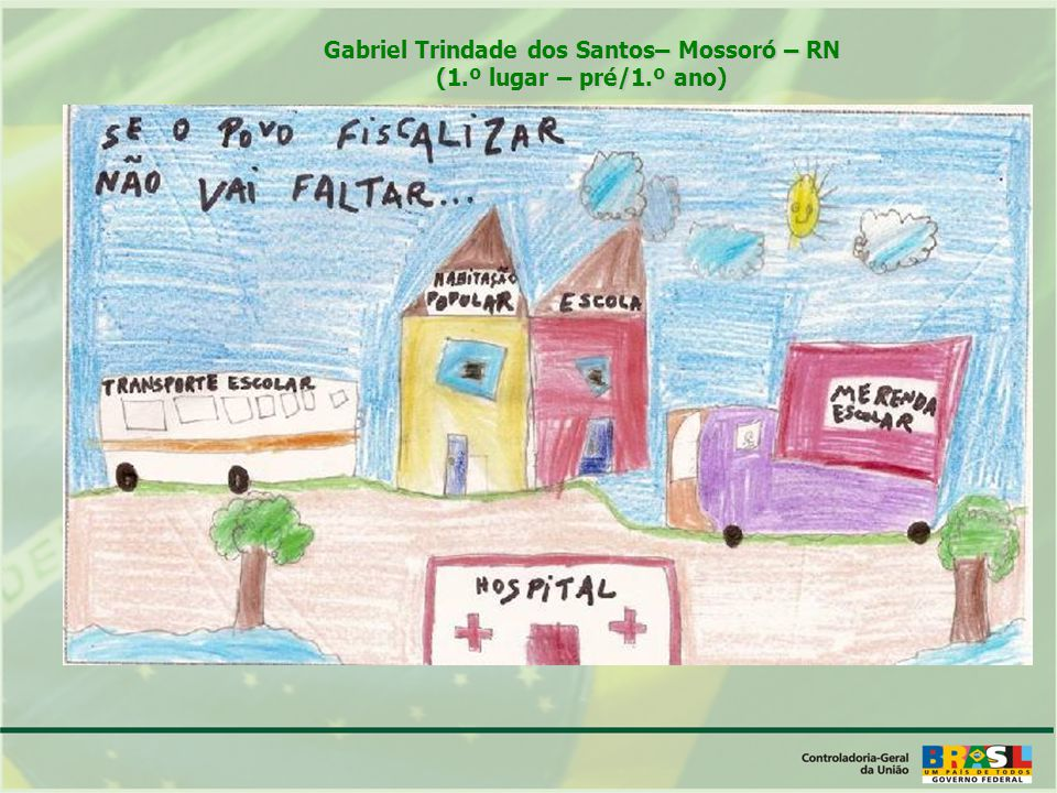 Gabriel Trindade dos Santos– Mossoró – RN