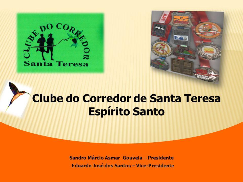 Clube do Corredor de Santa Teresa Espírito Santo