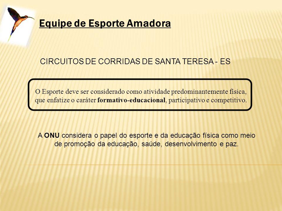 CIRCUITOS DE CORRIDAS DE SANTA TERESA - ES