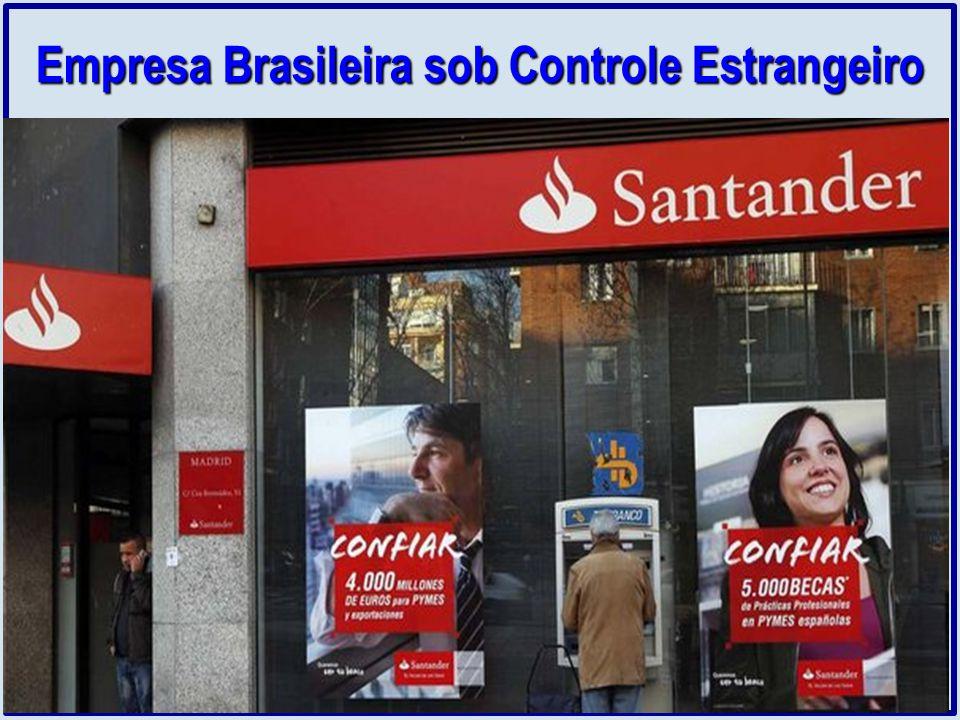 Empresa Brasileira sob Controle Estrangeiro