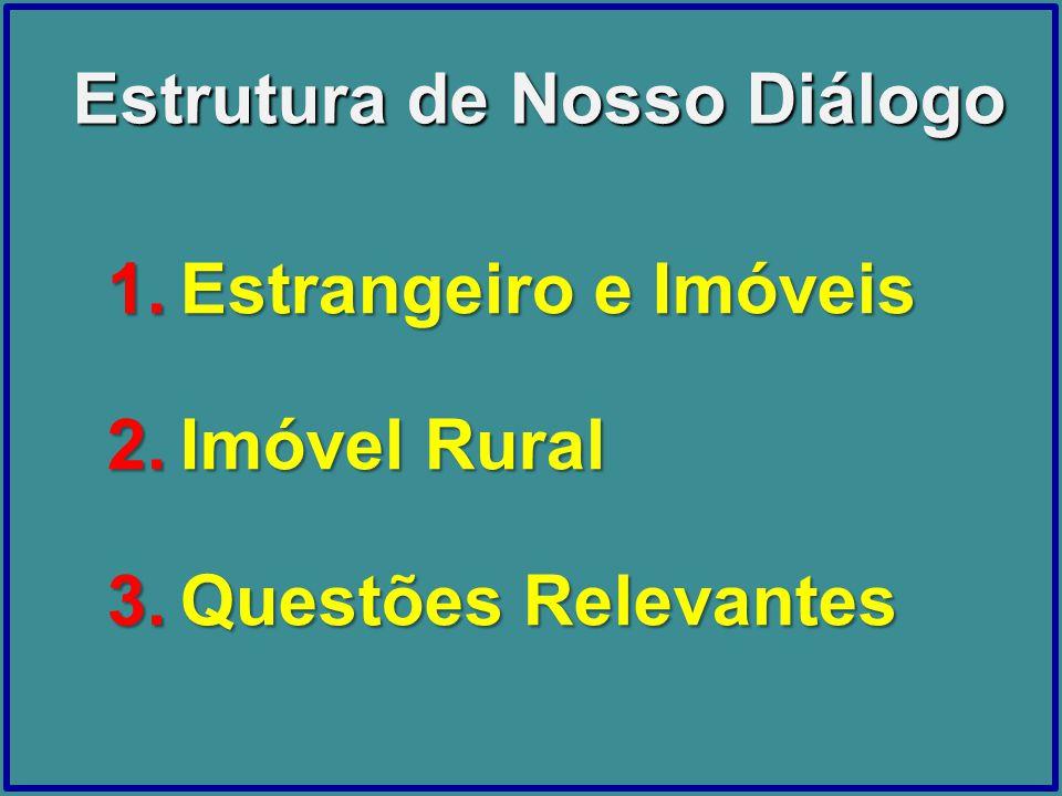 Estrutura de Nosso Diálogo