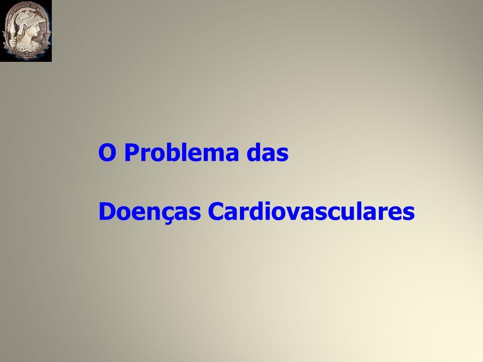 O Problema das Doenças Cardiovasculares