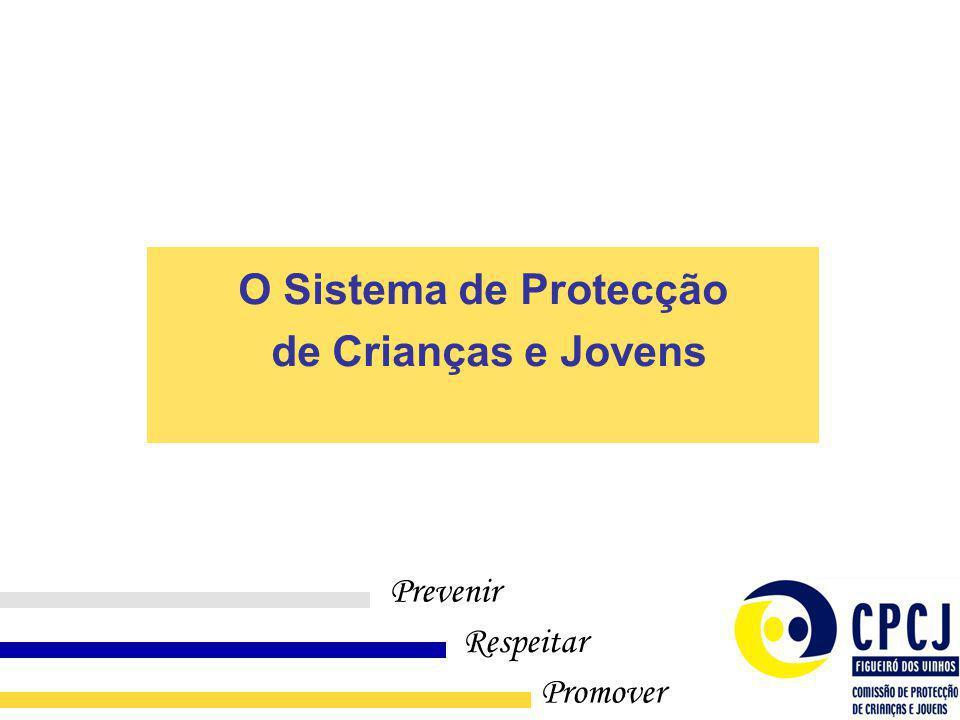 O Sistema de Protecção de Crianças e Jovens