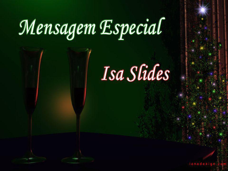 Mensagem Especial Isa Slides