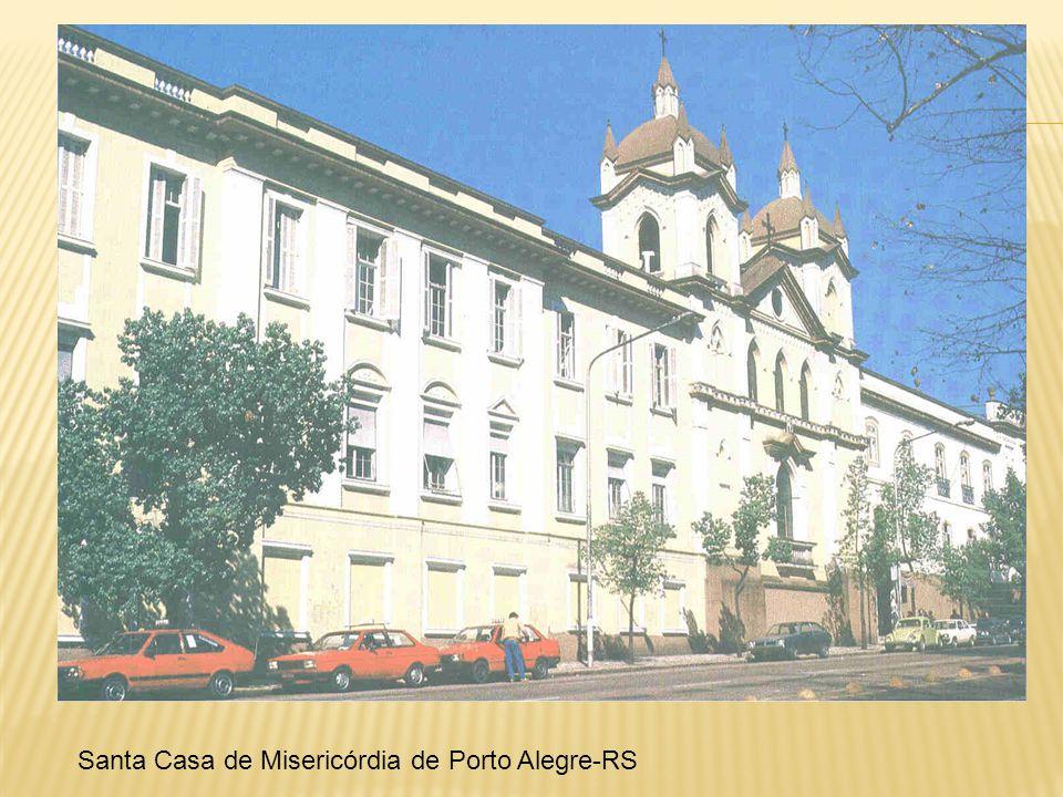 Santa Casa de Misericórdia de Porto Alegre-RS