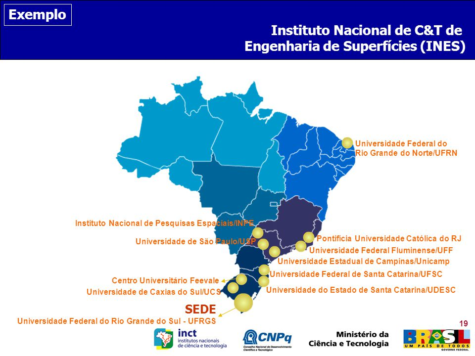 Instituto Nacional de C&T de Engenharia de Superfícies (INES)