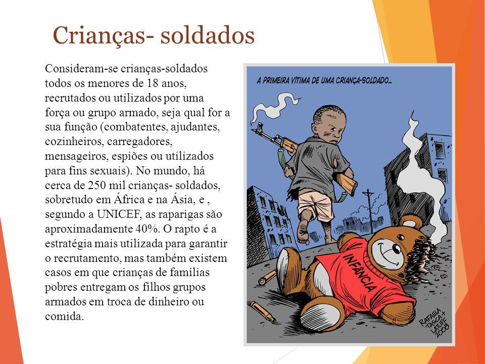 Crianças- soldados
