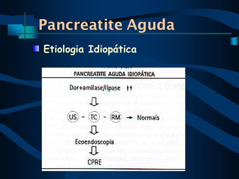 Pancreatite Aguda Etiologia Idiopática