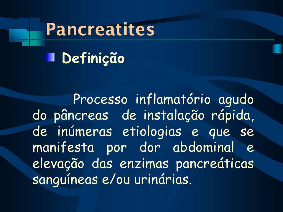 Pancreatites Definição