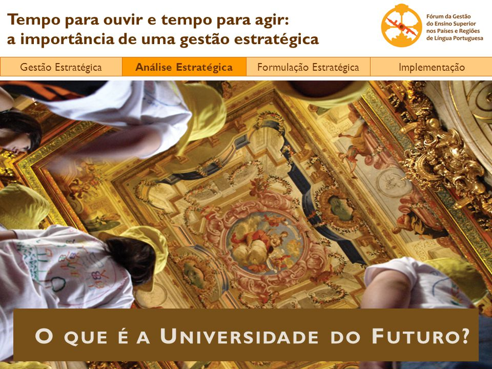 O que é a Universidade do Futuro